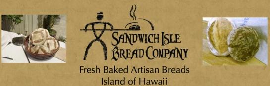 Sandwich Isle Bread
